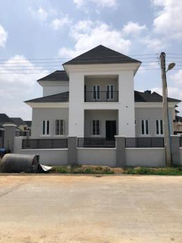 a Newly Built 4 Bedroom Detached Duplex with 2 Bq, River Park Estate, Lugbe Airport Road, Lugbe District, Abuja, Detached Duplex for Sale