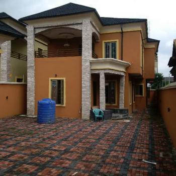 5 Bedroom, Omole Phase 1, Ikeja, Lagos, 5 bedroom, 6 toilets, 5 baths Detached Duplex for Sale