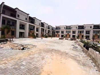 Super Luxury 4 Bedroom Terraced Duplex with a Room Bq, Osborne, Ikoyi, Lagos, Terraced Duplex for Sale