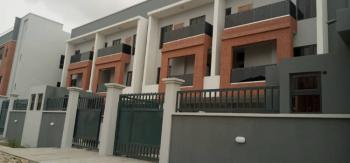 New 4 Bedrooms Terraced Duplex with Bq, Ikate Elegushi, Lekki, Lagos, Terraced Duplex for Rent
