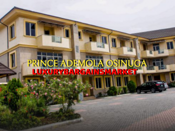 Direct Clients Only - Luxury 3 Bedroom Terraced House+pool, Central Ikoyi, Old Ikoyi, Ikoyi, Lagos, Terraced Duplex for Rent