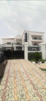 Spacious 5 Bedroom Detached Duplex with Bq, Guzape District, Abuja, Detached Duplex for Rent