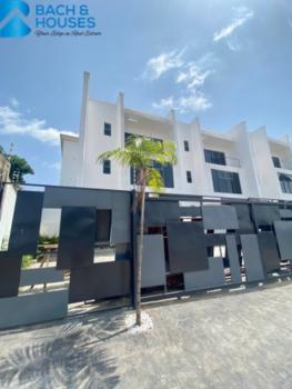 Contemporary 4 Bedroom with Private Entrance, Guzape District, Abuja, Terraced Duplex for Sale