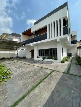 4 Bedroom Detached Duplex, Chevron, Lekki Expressway, Lekki, Lagos, Semi-detached Duplex for Sale