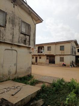 2 Blocks of 4 Flats with Cofo, Bucknors Rd Isolo Jakande Road, Ijegun, Ikotun, Lagos, Block of Flats for Sale