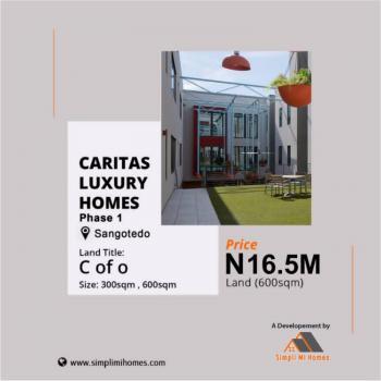 Dry Land, Monastery Road, Sangotedo, Ajah, Lagos, Mixed-use Land for Sale