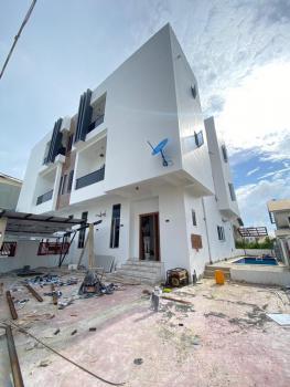 Lovely 5 Bedroom Semi-detached Duplex, 2nd Toll Gate, Lafiaji, Lekki, Lagos, Semi-detached Duplex for Sale