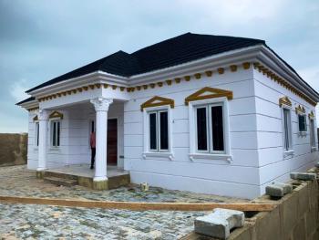 3 Bedroom Bungalow Plus a Bq  Off Plan, Near Awoyaya, Oribanwa, Ibeju Lekki, Lagos, Detached Bungalow for Sale