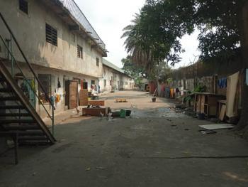 2-bay Warehouse (70,000sq.ft)+1 Small Bay, 6 Residential Apartments, Satelite Town, Amuwo Odofin, Lagos, Warehouse for Sale
