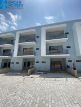 Luxury 4 Bedrooms Terrace, Guzape District, Abuja, Terraced Duplex for Rent