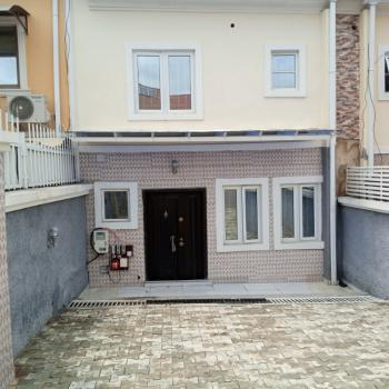 3 Bedroom Terrace Duplex with Bq, Naf Valley Estate, Asokoro District, Abuja, Terraced Duplex for Sale