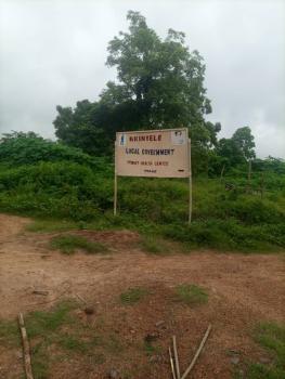 100 Acres of Land, Along Iseyin Road, Iseyin, Oyo, Land for Sale