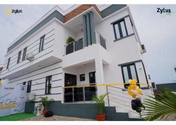 3 Bedrooms Semi Detached Duplex with Bq in an Estate, Inside Richland Estate, Bogije, Ibeju Lekki, Lagos, Detached Duplex for Sale