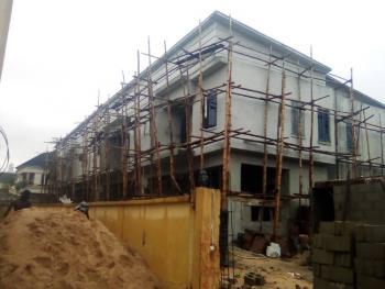 Ongoing Project. Neatly Built 4 Bedroom Terrace Duplex, Ikota, Lekki, Lagos, Terraced Duplex for Sale