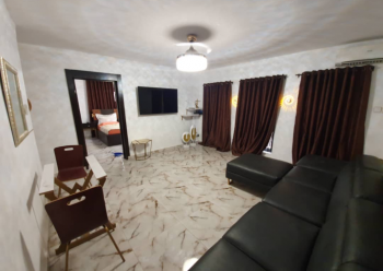 Lovely 3 Bedroom Apartment, Juli Estate, Oregun, Ikeja, Lagos, Flat / Apartment Short Let