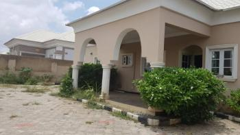 Massive 3 Bedroom Fully Detached Bungalow, Kingstown Estate, Life Camp, Abuja, Detached Bungalow for Rent