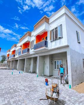 Cheapest 3 Bedroom Terrace Duplex, Lekki County Homes, Ikota, Lekki, Lagos, Terraced Duplex for Sale