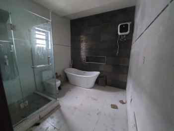 Newly Drive Way 4 Bedroom Fully Detached, Osapa, Lekki, Lagos, Detached Duplex for Sale