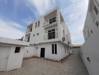 Captivating 4 Bedroom Semi-detached Duplex with 1 Bq and Gate House., Ikate, Lekki, Lagos, Semi-detached Duplex for Sale