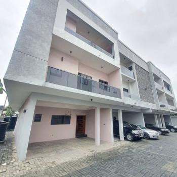 Luxury Built 5 Bedrooms Terrace Now Available, Lekki Phase 1, Lekki, Lagos, Terraced Duplex for Rent