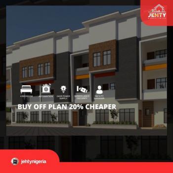 Luxury 4 Bedroom Semi Detached Bungalow, Innoson, Emene, Enugu, Enugu, Semi-detached Duplex for Sale