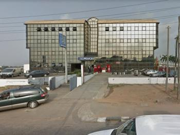 a Commercial Property on 22,000sqm, Alausa, Ikeja, Lagos, Office Space for Sale