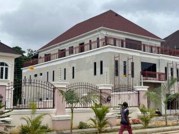 5 Bedroom Fully Detached Mansion with Bq, Jahi, Abuja, Detached Duplex for Sale