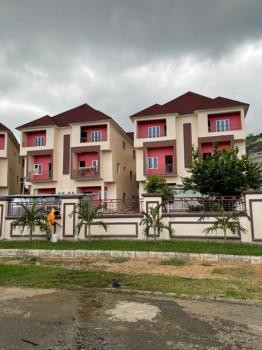 5 Bedroom Semi Detached Duplex with Bq, Katampe Extension, Katampe, Abuja, Semi-detached Duplex for Sale