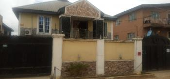 6 Bedroom Duplex & 2 Number 3 Bedroom with a Roomself Contained, Oladosun Sanusi Off Akanro Street Ilasa, Idimu, Lagos, Detached Duplex for Sale