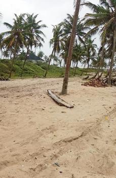 Beach-front Estate Land Facing The Road, D Onyx Scheme 1, Eleko Road, Igando Orudu, Ibeju Lekki, Lagos, Mixed-use Land for Sale