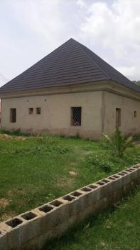 Uncompleted 3 Bedroom Semi Detached Bungalow, Efab Estate, Dei-dei, Abuja, Semi-detached Bungalow for Sale