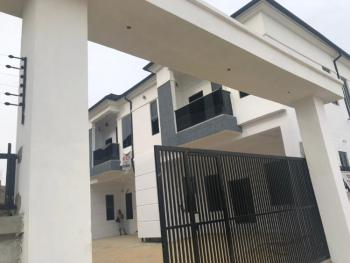 an Exquisitely Finished  and Newly Built 4 Bedroom Terrace Duplex, Orchid Estate, Ikota, Lekki, Lagos, Terraced Duplex for Sale