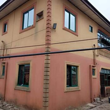 Well Located and Durably Built Two Units of 3 Bedroom  Block of Flats, Rumuaghorlu/ Rumuokoro, Port Harcourt, Rivers, Block of Flats for Sale