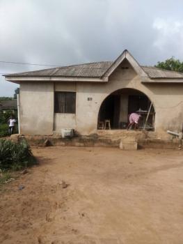 Nice 3 Bedroom Bungalow on Full Plot, Onifade, Ayobo, Lagos, Detached Bungalow for Sale