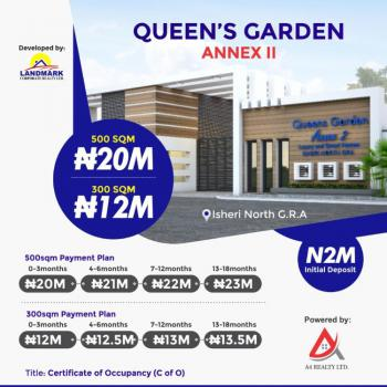 Estate Land, G.r.a, Isheri North, Lagos, Residential Land for Sale
