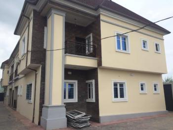 Newly Built 3 Bedrooms Flat, By Mtr Garden, Off Channels Tv Road, Opic, Isheri North, Lagos, Flat / Apartment for Rent