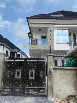 Luxury 4 Bedroom Semi Detached Duplex with a Bq, Tullip Heaven Chevron, Lekki Expressway, Lekki, Lagos, Semi-detached Duplex for Sale