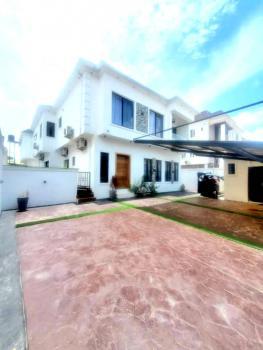 Contemporary 5 Bedroom Detached Duplex, Idado, Lekki, Lagos, Detached Duplex for Rent