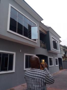 Luxury 3 Bedroom Duplex with 33line, Across Koka, Ulo, Asaba, Delta, Flat / Apartment for Rent