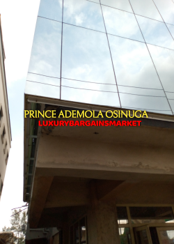 Direct Cash Ready Clients Only - New Office Spaces (100sqmt - 240sqmt), Awolowo Road Ikoyi, Ikoyi, Lagos, Office Space for Rent