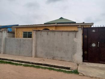 a Standard Beautiful 3 Bedroom Bungalow on Standard Half Plot, Command Via Abule Egba, Abule Egba, Agege, Lagos, Detached Bungalow for Sale