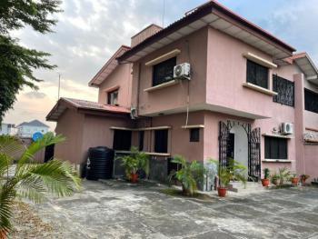 Well Maintained 4 Bedroom Duplex +bq, Femi Okunnu Estate, Osapa, Lekki, Lagos, Semi-detached Duplex for Sale