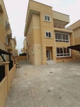 Luxury 6 Bedrooms Fully Detached Duplex, Western Foreshore Estate, Osapa London, Lekki, Lagos, Detached Duplex for Rent