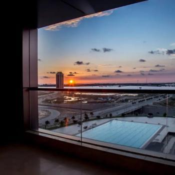 Ocean View 3 Bedroom Apartment, Victoria Island, Eko Atlantic City, Lagos, Flat / Apartment Short Let
