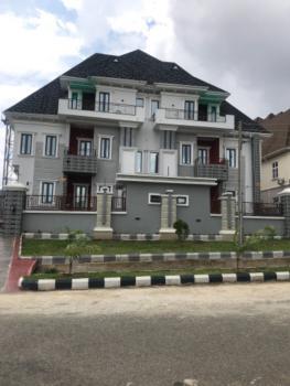 Newly Built 5 Bedroom Semi-detached Duplex with a Room Maids Quarters, Citech Estate, Gwarinpa, Abuja, Semi-detached Duplex for Sale