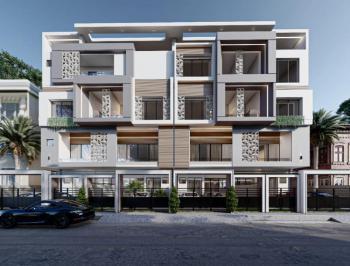 Four(4) Bedroom Masionette Apartment, Kusenla Road, Ikate Elegushi, Lekki, Lagos, Terraced Duplex for Sale