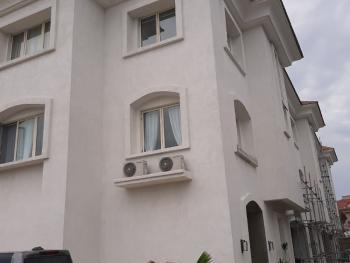Serviced with 24hours Light 3 Bedroom En-suite Terrace, Oniru, Victoria Island (vi), Lagos, Terraced Duplex for Rent