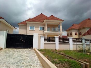 Beautiful 4 Bedroom Standalone Duplex, After Brains & Hammers Estate, Life Camp, Abuja, Detached Duplex for Sale