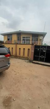 a Block of 2 Nos 4 and 3-bedroom Flats, 3 Bedroom Bungalow at The Rear, Oke-ira, Ogba, Ikeja, Lagos, Block of Flats for Sale