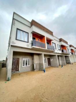 Newly Built 3 Bedroom Terrace, Ikota, Lekki, Lagos, Terraced Duplex for Sale